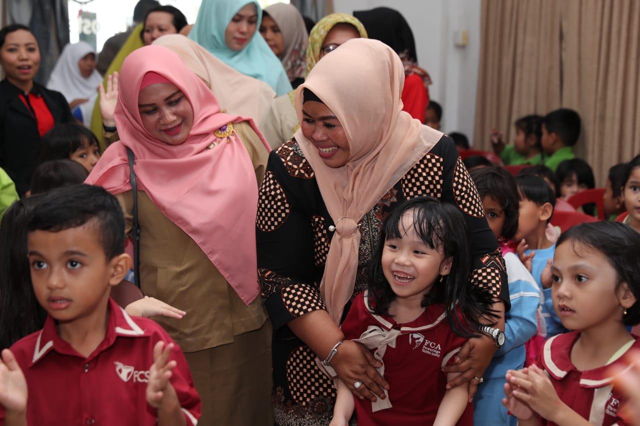 Ceria bersama Bunda PAUD Kota Tanjungpinang