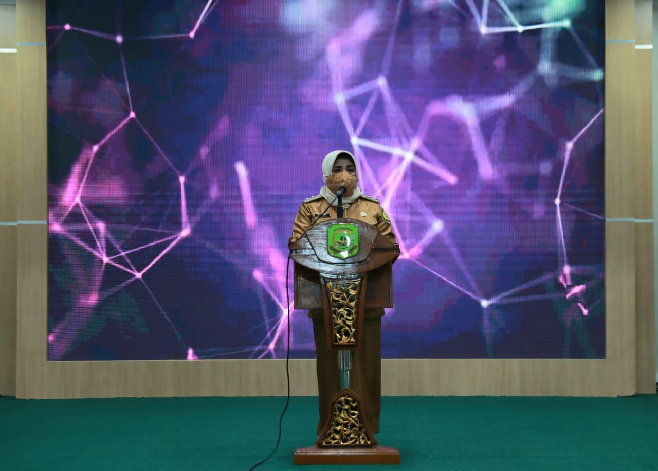Plt. Wali Kota Rahma Terbitkan Sembilan Poin Perwako Pedoman Perilaku Hidup Baru