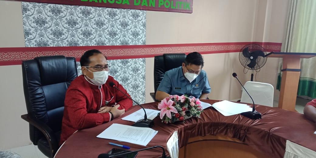Cegah dan Deteksi Dini Konflik di Tanjungpinang, Kesbangpol Rancang Perwako Pedoman FKDM