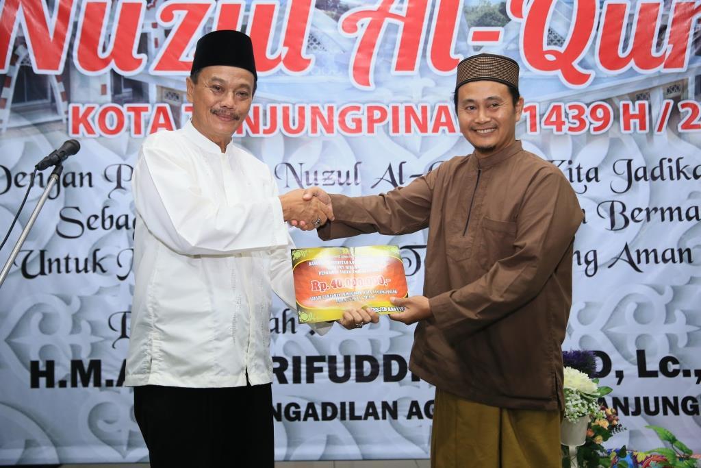 Peringatan Nuzul Al-Qur'an Peristiwa Penting Bagi Umat Muslim