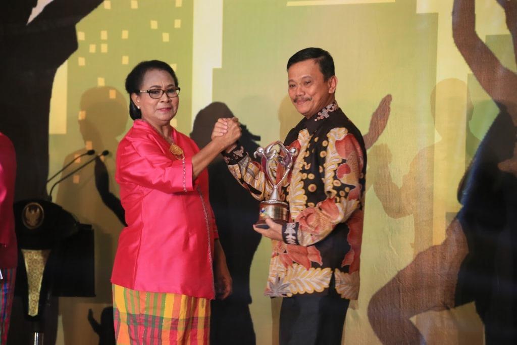 Tanjungpinang Raih Penghargaan Kota Layak Anak Kategori Madya