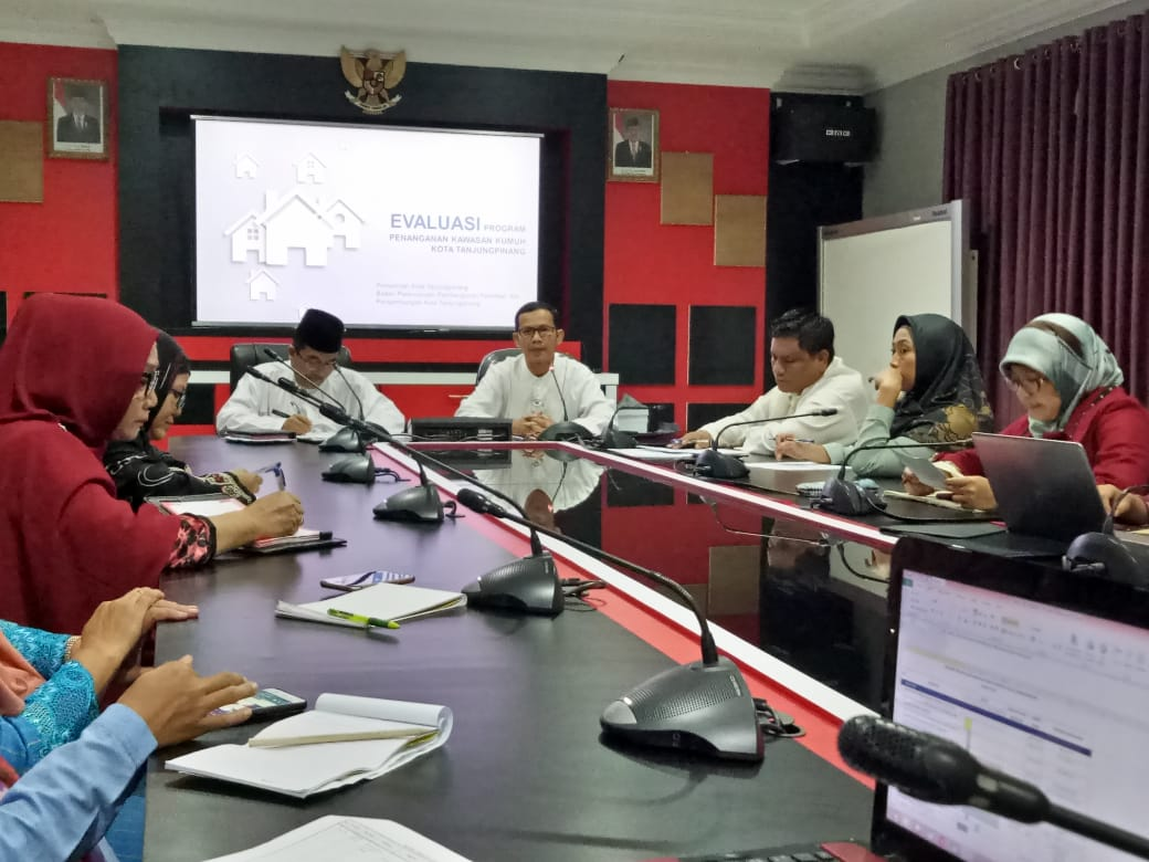 Penanganan Kawasan Kumuh di Kota Tanjungpinang Butuh Keterpaduan Program