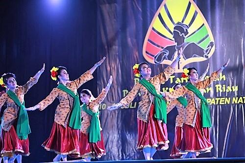 Tim Tari Kota Tanjungpinang Juara I Parade Tari Daerah Tingkat Provinsi Kepri