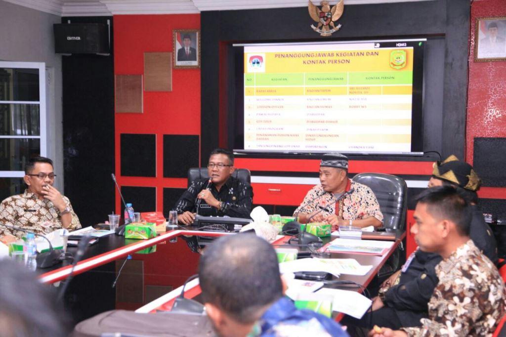 Kota Tanjungpinang Jadi Rumah Rakerwil I APEKSI 2019