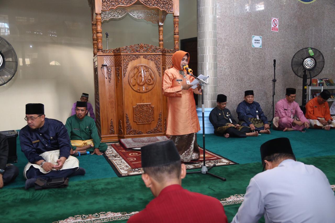 Korpri gelar wirid bulanan di Mesjid Al-Furqon
