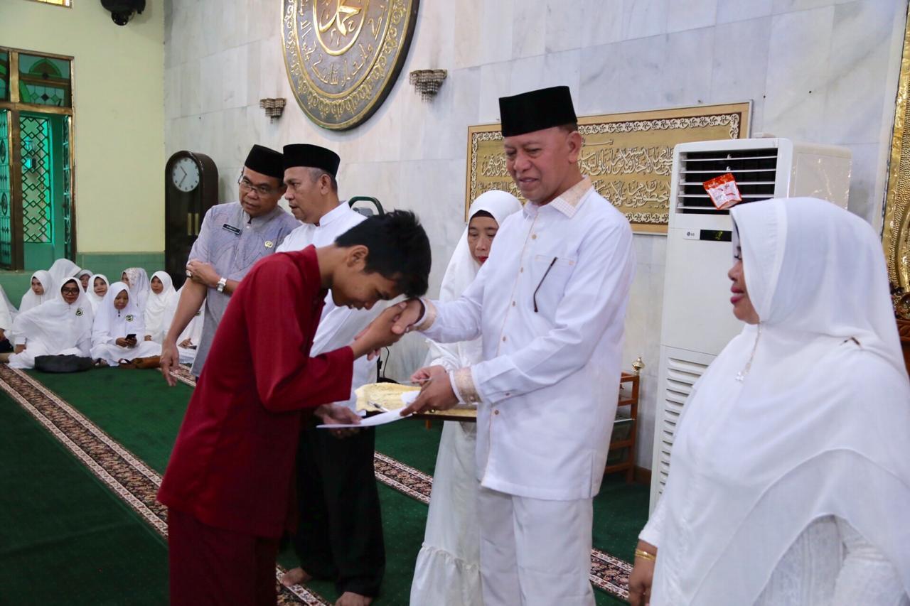 Syahrul : Ramadhan Ini Harus Berkesan