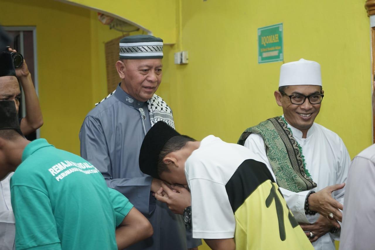 Makmurkan Mesjid Melalui Pembentukan Remaja Mesjid