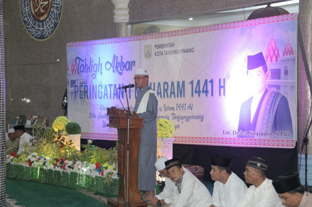 Tahun Baru Islam Momentum Hijrah Menuju Kebaikan