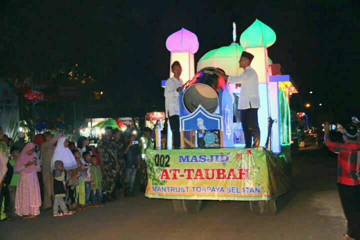 Idul Adha 1439 H, Pemko Tanjungpinang Kembali Gelar Pawai Takbir