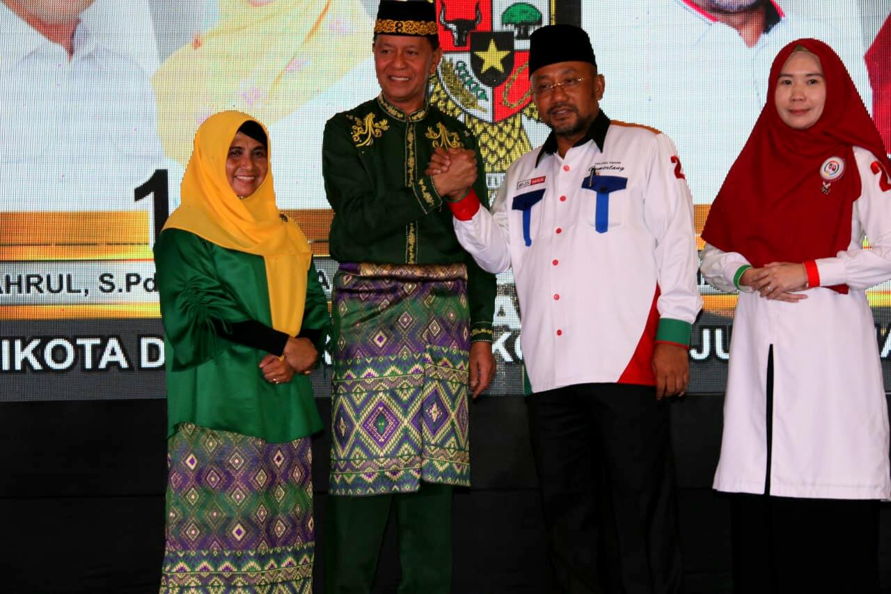 Penjabat Wali Kota Tanjungpinang Imbau Warga Ramai-ramai Datang ke TPS