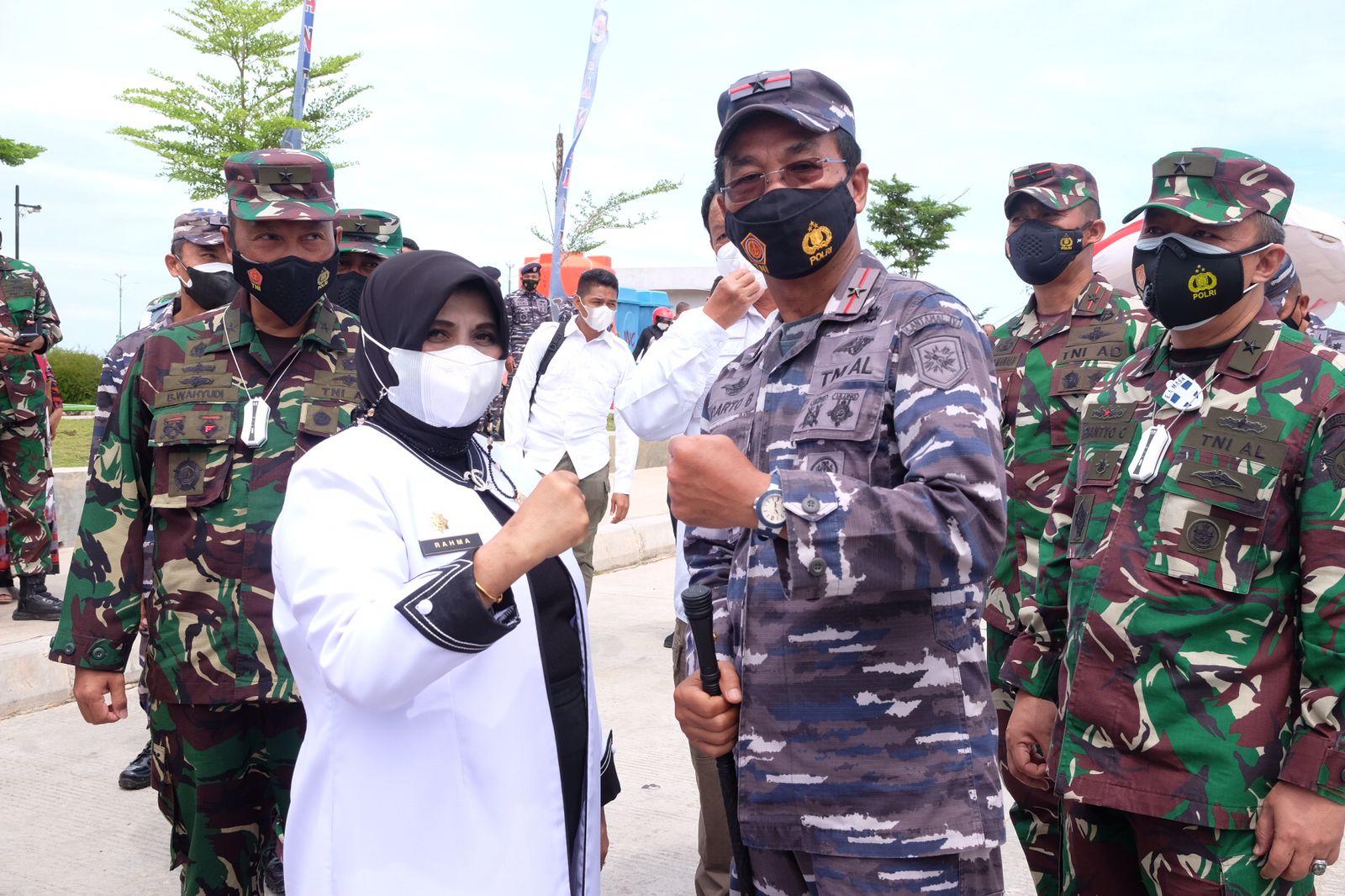 Wali Kota Tanjungpinang Apresiasi Bakti Sosial TNI AL