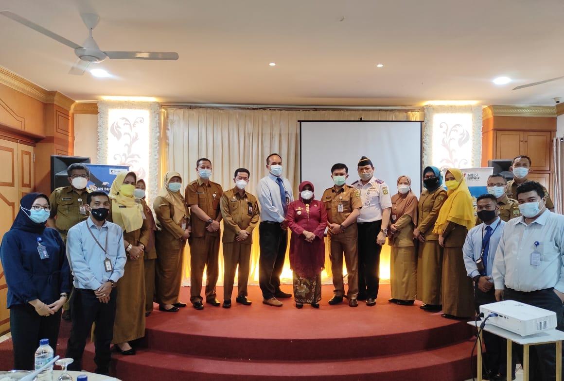 Wali Kota Tanjungpinang Apresiasi PT Jamkrindo Jamin Kredit UMKM
