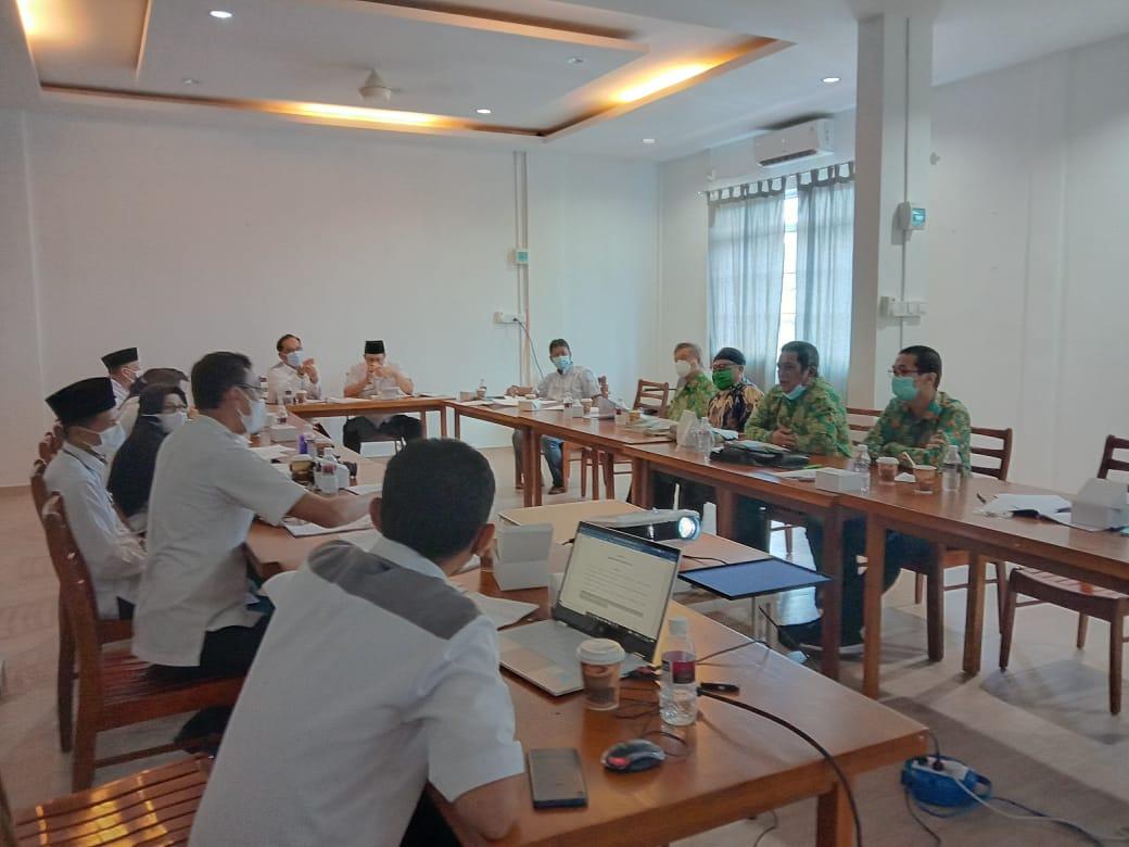 Kesbangpol Tanjungpinang Susun Ranperwako FKUB dan Pendirian Rumah Ibadah