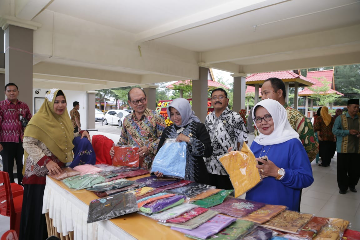 Buka Sarasehan GP3M, Rahma Apresiasi Perempuan untuk Mandiri dan Berkarya