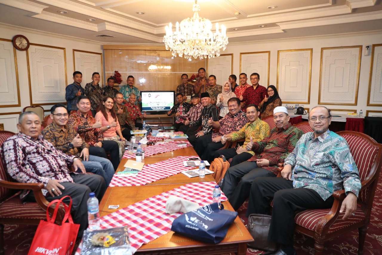 Smart City Tanjungpinang Dinilai Tim Evaluator Nasional