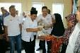 PT. Megatama Pinang Abadi Bagikan 1.600 Paket Sembako untuk Warga Tanjungpinang