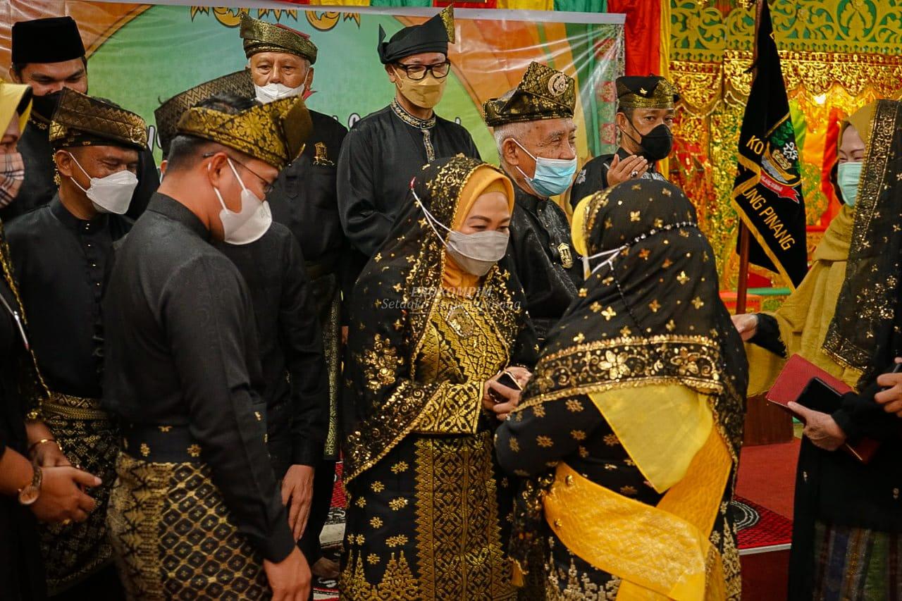 Musyawarah LAM dengan Wali Kota Tanjungpinang