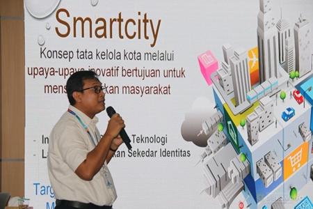 Bimbingan Teknis I, Gerakan Menuju 100 Smart City 2019(29)