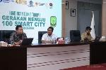 Bimbingan Teknis I, Gerakan Menuju 100 Smart City 2019(41)